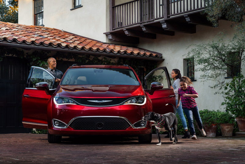 2017 Chrysler Pacifica - image 661185