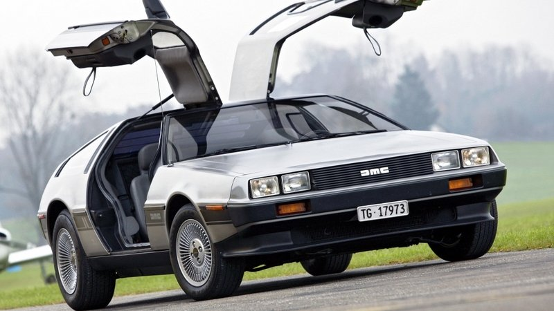 DeLorean Driver Gets Ticket for Travelling at 88 MPH; Didn't Travel Through Time
