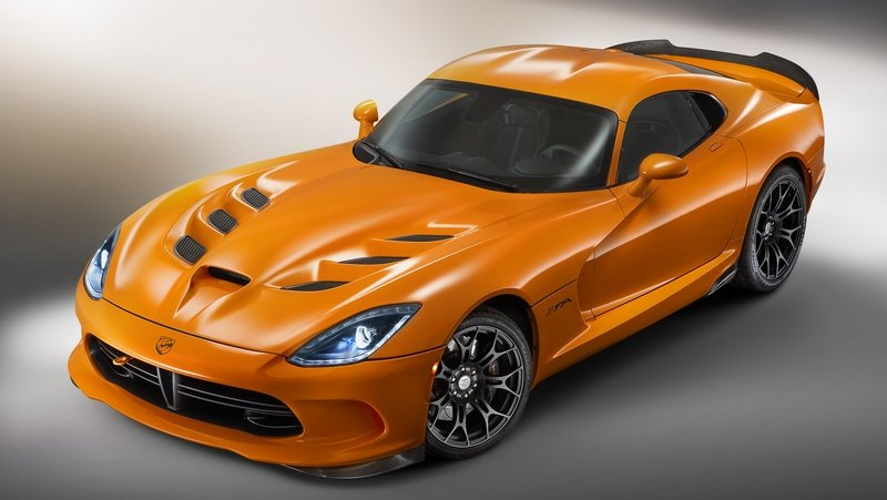Dodge Viper's Demise Tied To Non-Compliance To New Airbag Regulations