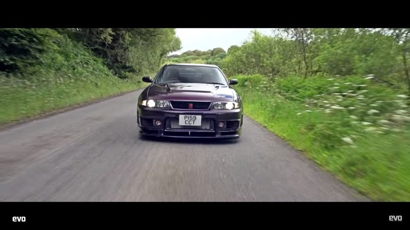 EVO Brings Back Memories With The Nissan Skyline GT-R Nismo 400R: Video