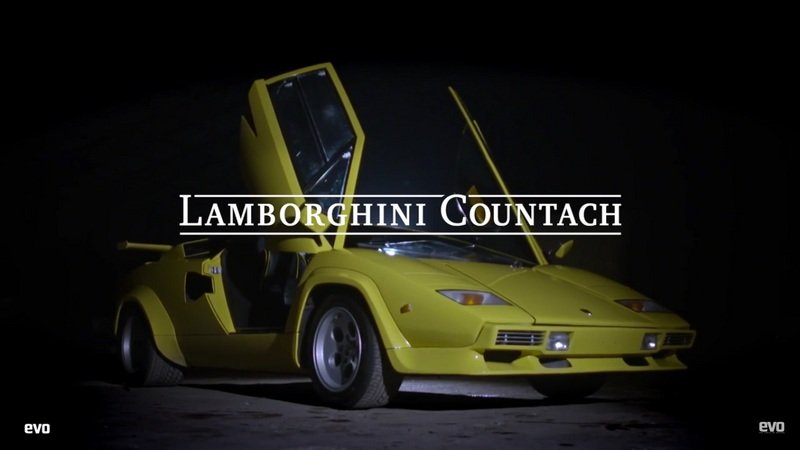 lamborghini countach reviews specs prices top speed. Black Bedroom Furniture Sets. Home Design Ideas