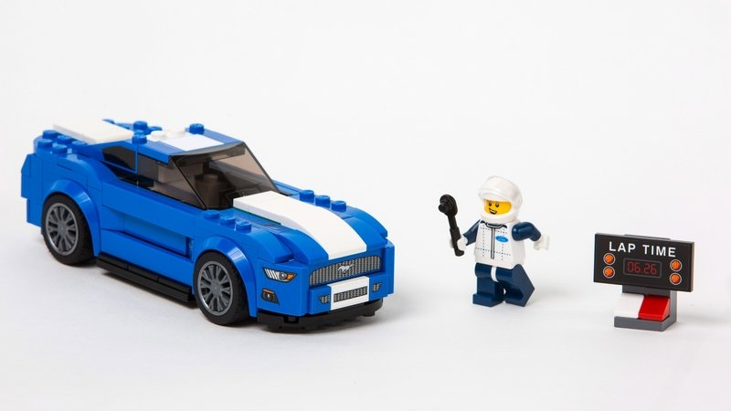 Ford and LEGO Speed Champions Unveil LEGO Mustang And F-150 Raptor - image 662063