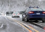 Ford Conducts First Ever Snow Tests Of Autonomous Vehicles - image 661996