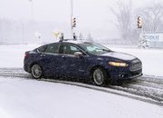 Ford Conducts First Ever Snow Tests Of Autonomous Vehicles - image 661998