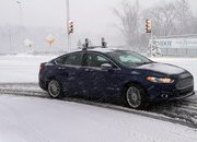 Ford Conducts First Ever Snow Tests Of Autonomous Vehicles - image 661999