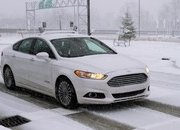 Ford Conducts First Ever Snow Tests Of Autonomous Vehicles - image 662000