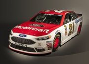 2016 Ford Fusion NASCAR - image 662060