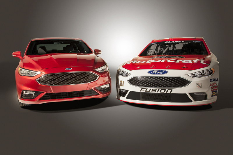 2016 Ford Fusion NASCAR High Resolution Exterior - image 662061
