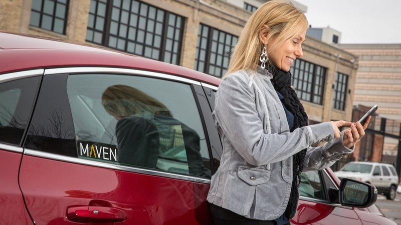 GM Launches Maven - New Personal Mobility Brand