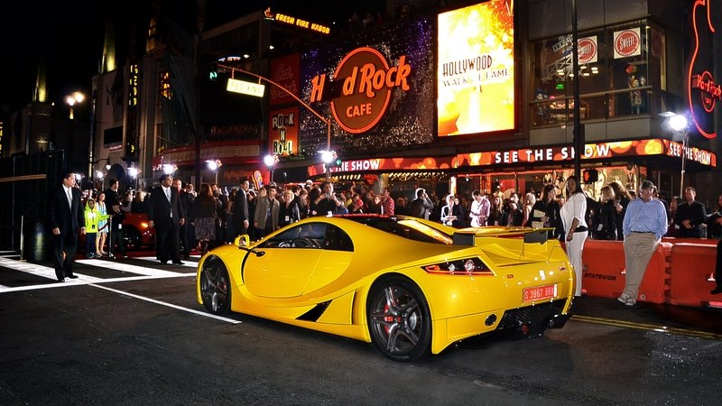GTA Spano From Need For Speed Movie Up For Sale