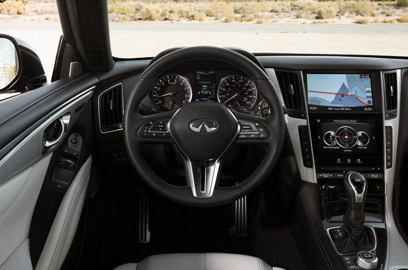 2017 Infiniti Q60 Coupe High Resolution Interior - image 661446