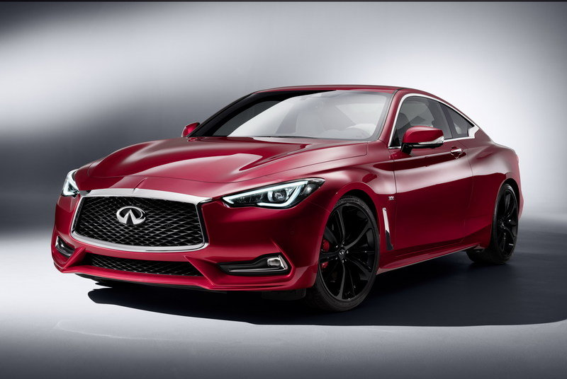 2017 Infiniti Q60 Coupe High Resolution Exterior - image 661449