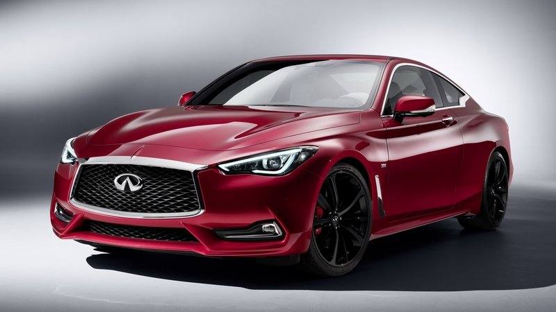 Infiniti Says No to Hardcore Q60, at Least for Now