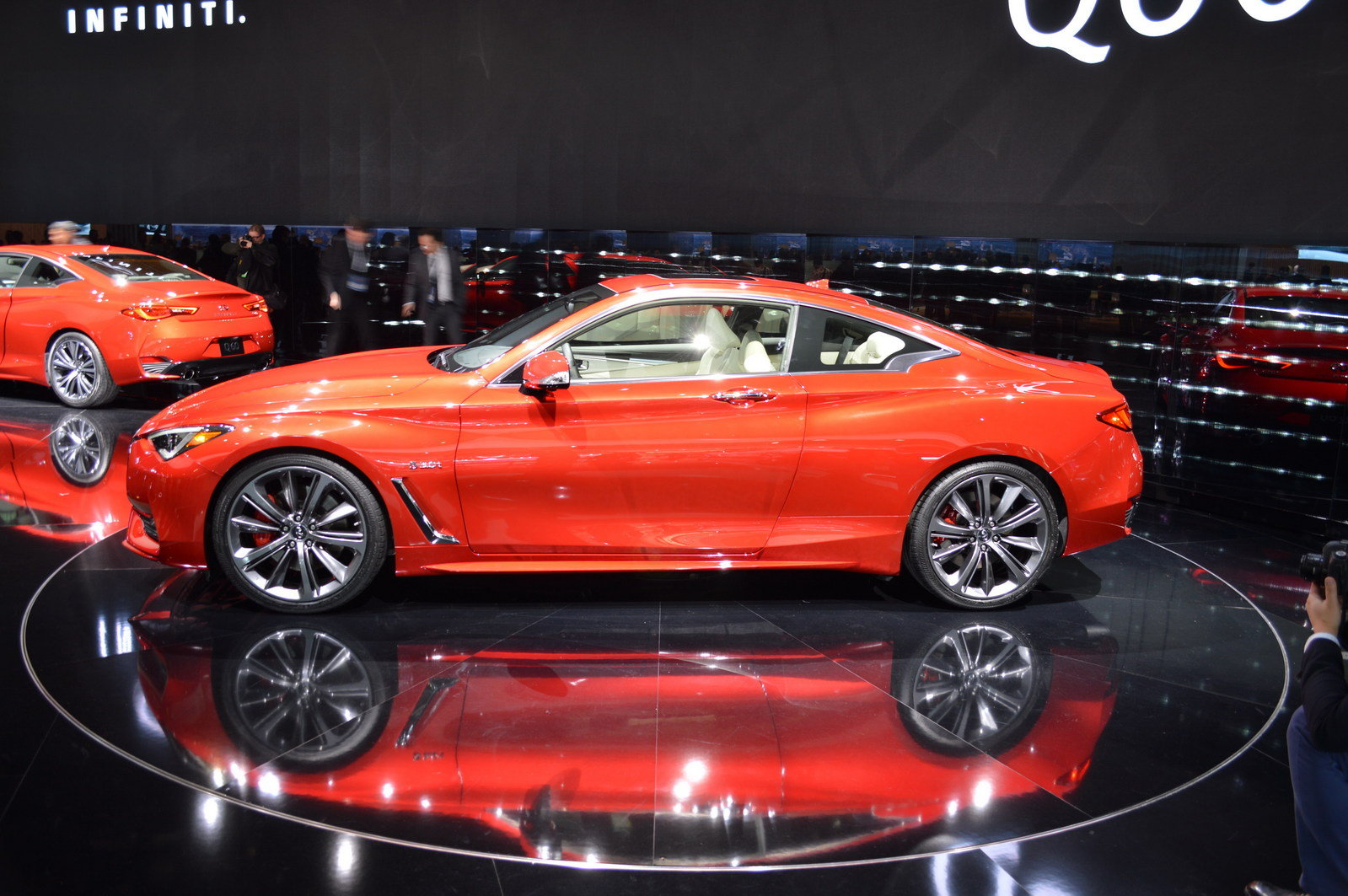 2017 infiniti q60 coupe picture 661655 car review top speed. Black Bedroom Furniture Sets. Home Design Ideas