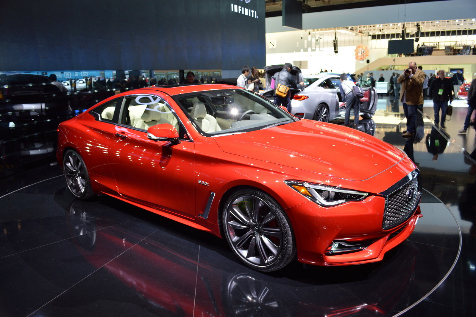 2017 infiniti q60 coupe picture 661660 car review top speed. Black Bedroom Furniture Sets. Home Design Ideas