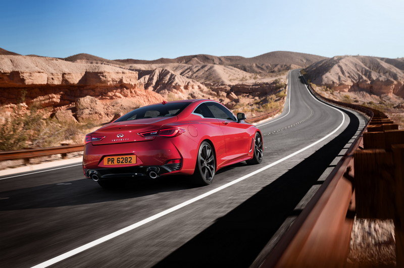 2017 Infiniti Q60 Coupe High Resolution Exterior Wallpaper quality - image 661439