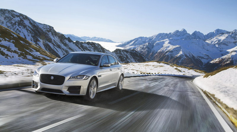 2017 Jaguar XF High Resolution Exterior Wallpaper quality - image 662081