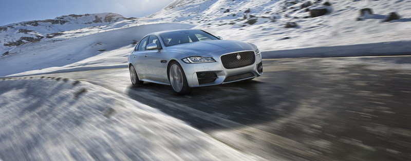 2017 Jaguar XF High Resolution Exterior - image 662082