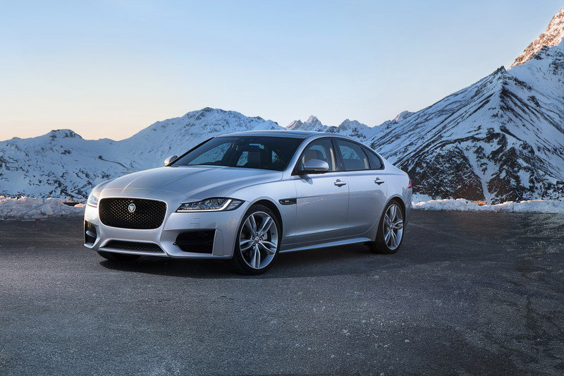 2017 Jaguar XF High Resolution Exterior - image 662083
