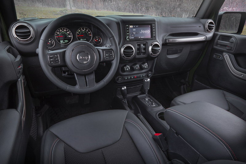 2016 Jeep Wrangler 75th Anniversary Edition High Resolution Interior - image 660879