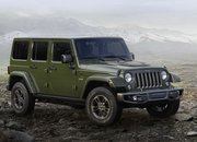 2016 Jeep Wrangler 75th Anniversary Edition - image 660882