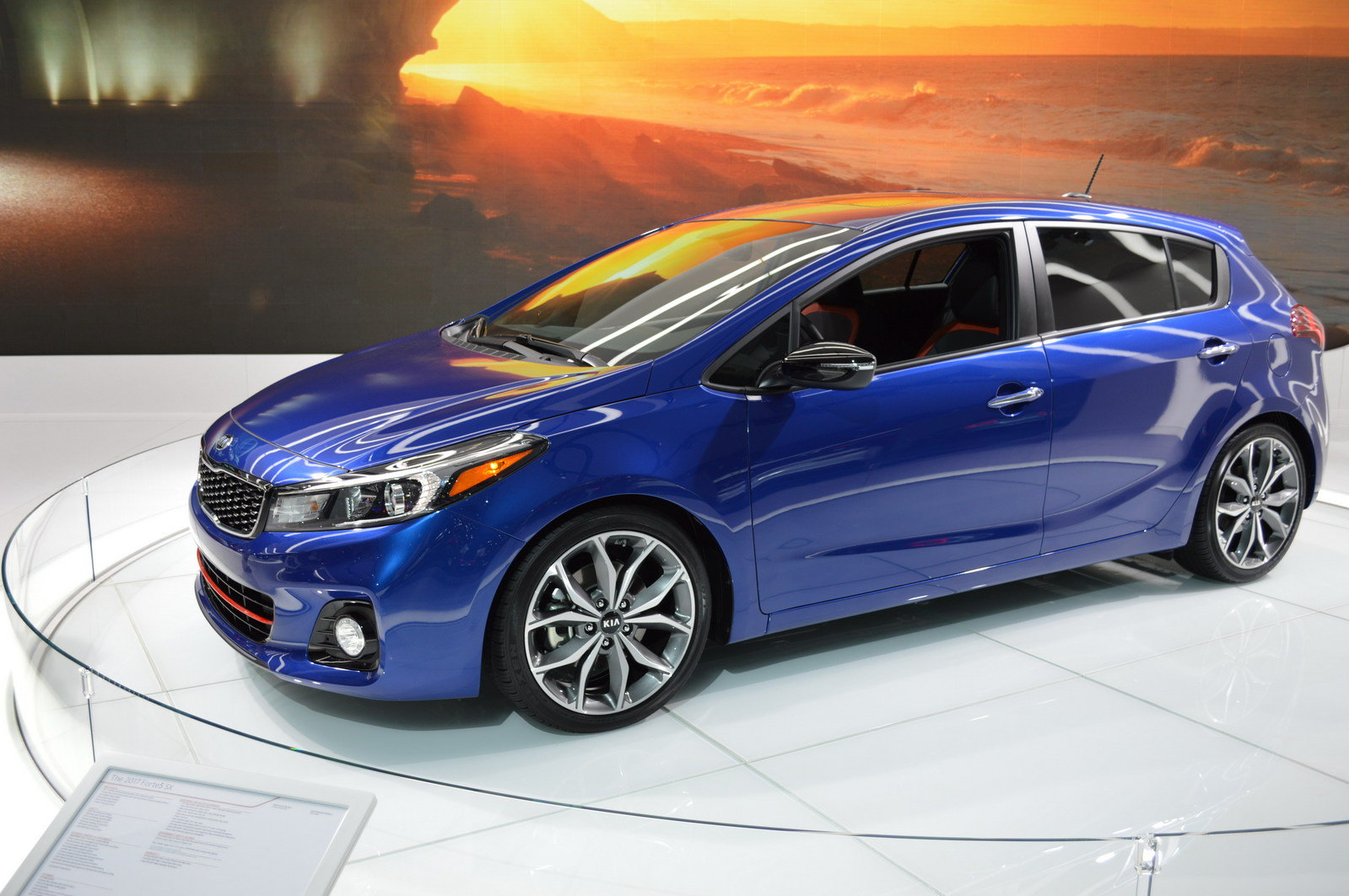 2017 kia forte5 picture 661879 car review top speed. Black Bedroom Furniture Sets. Home Design Ideas