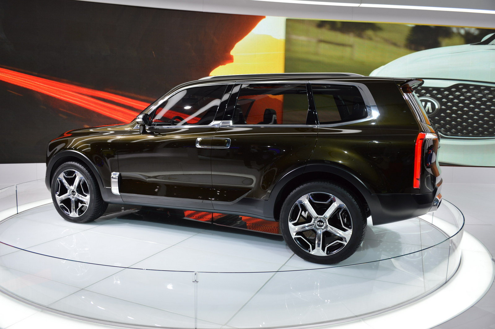 2016 kia telluride concept picture 661771 car review top speed. Black Bedroom Furniture Sets. Home Design Ideas