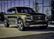 Kia Admits that the Telluride Could Wear K900 Underpinnings - image 661756