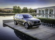 Kia Admits that the Telluride Could Wear K900 Underpinnings - image 661757