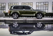 Kia Admits that the Telluride Could Wear K900 Underpinnings - image 661760