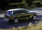 Kia Admits that the Telluride Could Wear K900 Underpinnings - image 661762