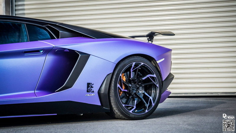 2016 Lamborghini Aventador LP760-4 By DMC Tuning High Resolution Exterior - image 663200