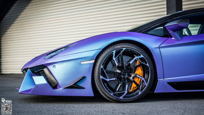 2016 Lamborghini Aventador LP760-4 By DMC Tuning High Resolution Exterior - image 663202