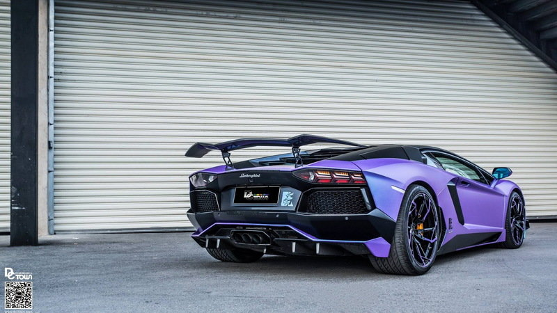 2016 Lamborghini Aventador LP760-4 By DMC Tuning High Resolution Exterior - image 663205