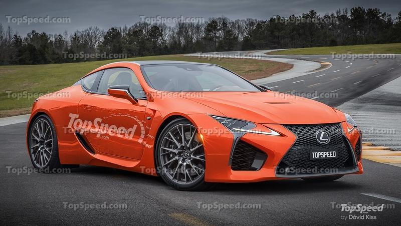 The Lexus LC F - Successor to the LFA - Has Reportedly Been Cancelled