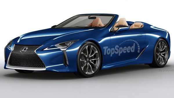 2018 lexus lc convertible car review top speed. Black Bedroom Furniture Sets. Home Design Ideas