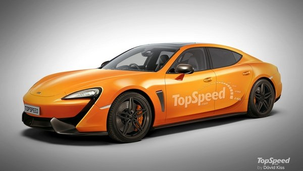 2019 Mclaren Sedan Review Top Speed