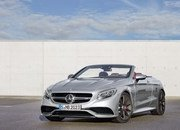 "2017 Mercedes-AMG S 63 4MATIC Cabriolet ""Edition 130"" - image 661849"