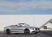 "2017 Mercedes-AMG S 63 4MATIC Cabriolet ""Edition 130"" - image 661847"