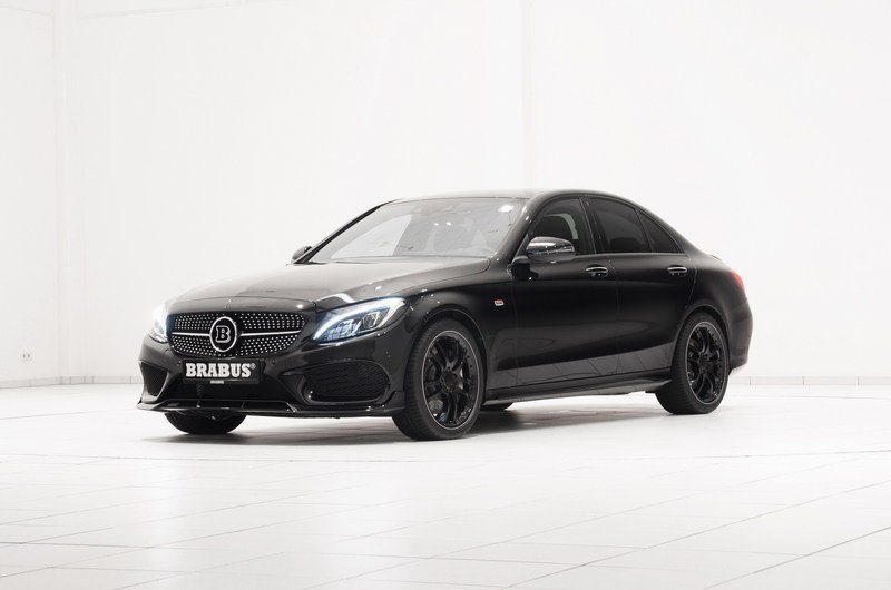 2016 Mercedes C 450 4MATIC By Brabus