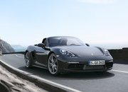New Porsche 718 Boxster Unveiled - image 663430