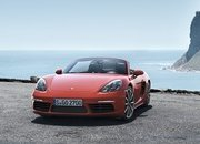 New Porsche 718 Boxster Unveiled - image 663423