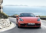 New Porsche 718 Boxster Unveiled - image 663424