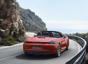 New Porsche 718 Boxster Unveiled - image 663425