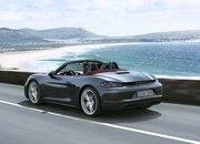 New Porsche 718 Boxster Unveiled - image 663428