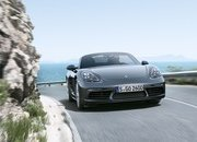 New Porsche 718 Boxster Unveiled - image 663429