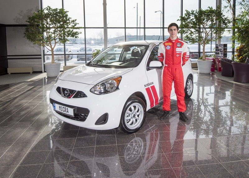 2016 Nissan Micra Cup Limited Edition