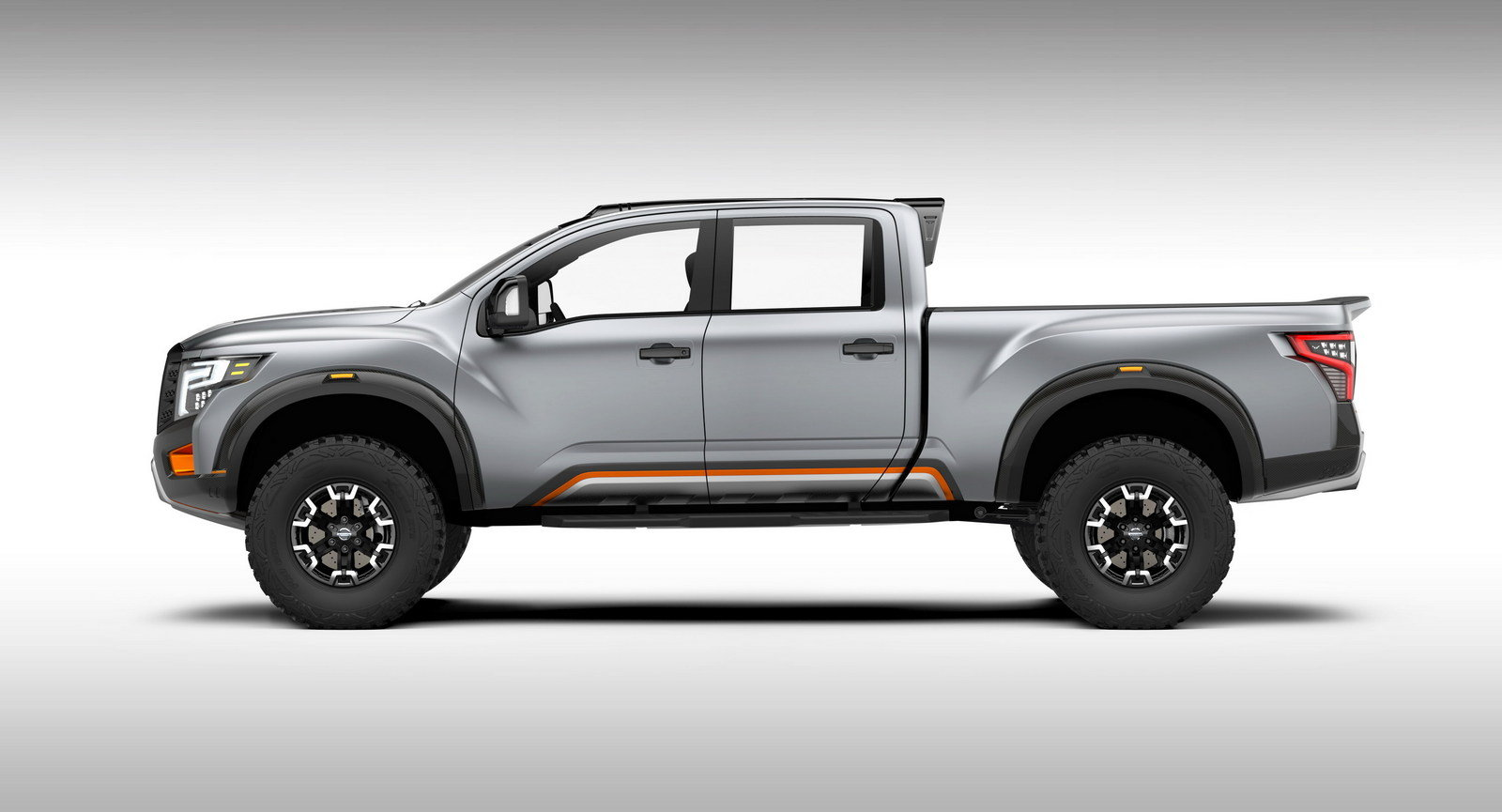 2016 nissan titan warrior concept picture 661573 truck review top speed. Black Bedroom Furniture Sets. Home Design Ideas