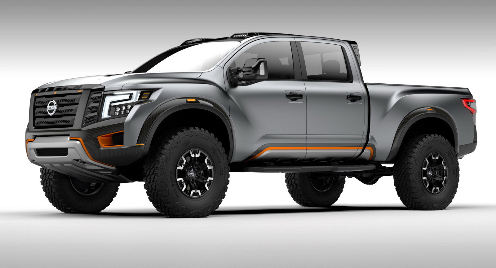 2016 nissan titan warrior concept picture 661592 truck review top speed. Black Bedroom Furniture Sets. Home Design Ideas