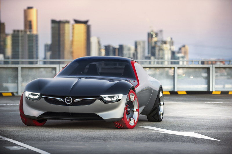 2016 Opel GT Concept High Resolution Exterior Wallpaper quality - image 663475